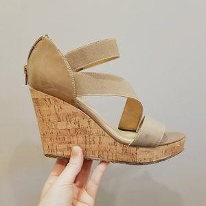 Chinese Laundry Wedge Heels